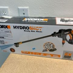 New Worx Electric Power Washer