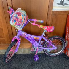 New Trolls Kids Bike